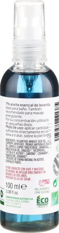 """Olejek do ciała """"Lawenda"""" - Tot Herba Body Oil Lavander — фото N2"""