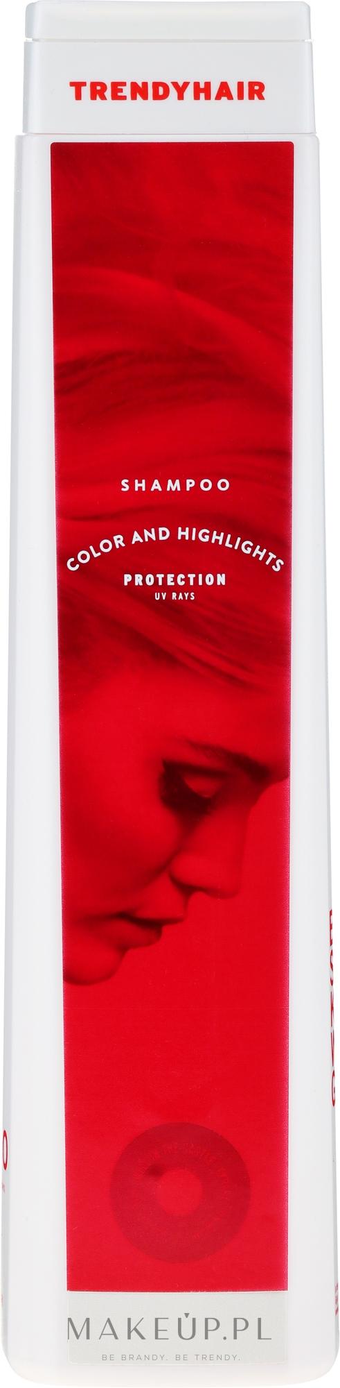 Szampon do włosów farbowanych - Trendy Hair Shikiso Shampoo — фото 300 ml