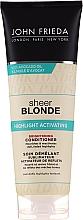 Kup Rozświetlająca aktywująca odżywka do włosów blond - John Frieda Sheer Blonde Highlight Activating Brightening Conditioner