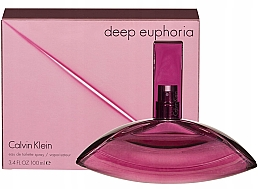 Calvin Klein Deep Euphoria - Woda toaletowa — фото N2
