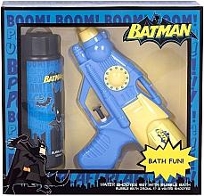 Kup DC Comics Batman - Zestaw (bath/foam 250 ml + toy)