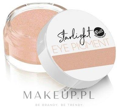 Sypki cień-pigment do powiek - Bell Starlight Eye Pigment — фото 01 - Champagne