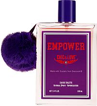 Kup PRZECENA! Chic&Love Empower - Woda toaletowa (tester z nakrętką) *