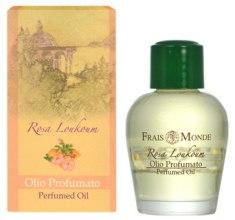 Kup Frais Monde Ambra Mediterranea Turkish Delight Perfumed Oil - Olejek perfumowany Ambra