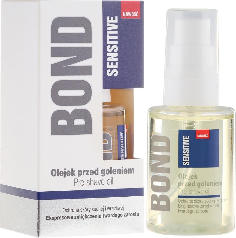 Olejek przed goleniem - Bond Sensitive Pre Shave Oil — фото N1