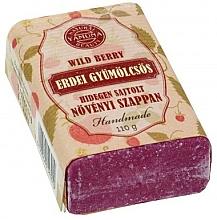 Kup Mydło tłoczone na zimno Dzikie jagody - Yamuna Wild Berry Cold Pressed Soap