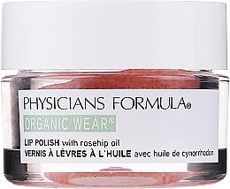 Kup Peeling do ust z organicznym olejem różanym - Physicians Formula Organic Rose Oil Lip Polish