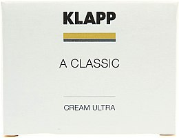 Krem do twarzy Witamina A - Klapp A Classic Cream Ultra — фото N1
