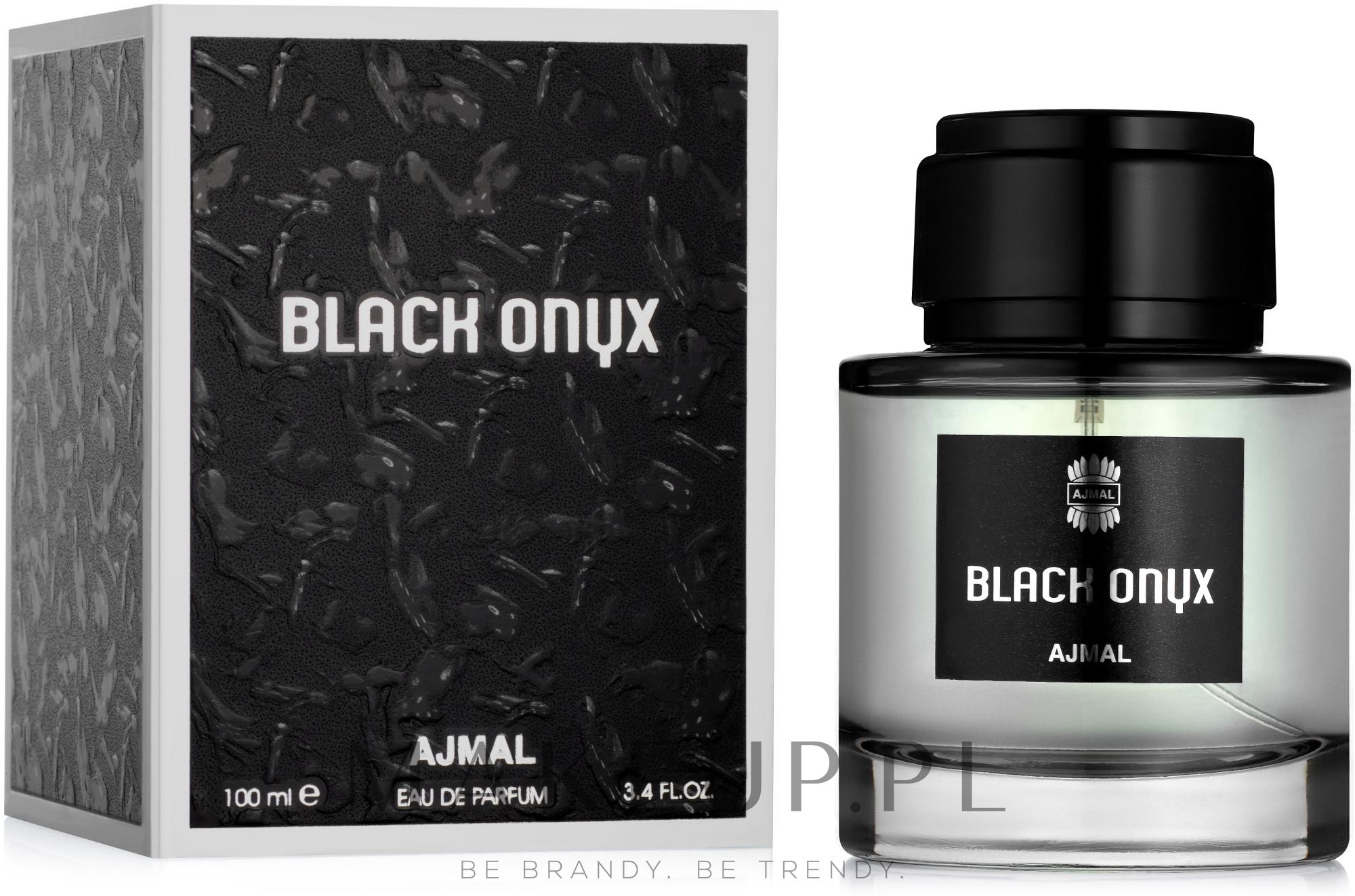 Ajmal Black Onyx - Woda perfumowana — фото 100 ml