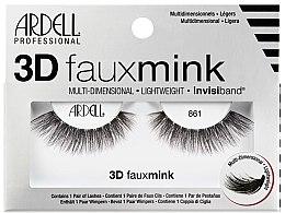 Kup Sztuczne rzęsy - Ardell 3D Faux Mink 861