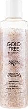 Kup Różany peeling do twarzy - Gold Tree Barcelona Rose Face Exfoliation