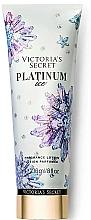 Kup Perfumowany balsam do ciała - Victoria's Secret Platinum Ice Fragrance Lotion