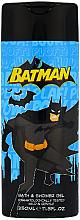 Kup DC Comics - Żel pod prysznic i do kąpieli dla dzieci Batman