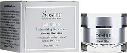 Kup PRZECENA! Nawilżający krem do twarzy - Sostar EstelSkin Moisturizing Day Cream *