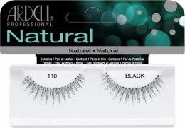 Kup Sztuczne rzęsy na pasku - Ardell Natural Eye Lashes Black 110