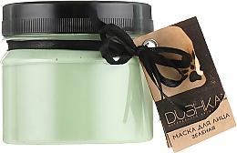 Kup Zielona maska do twarzy - Dushka
