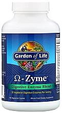 Kup Suplement diety wspomagający trawienie, kapsułki - Garden of Life Omega-Zyme