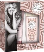 Kup Celine Dion All For Love - Zestaw (deo 75ml + b/lot 75ml)