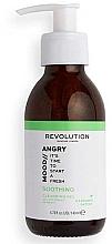Kup Oczyszczający żel do mycia twarzy - Revolution Skincare Angry Mood Soothing Cleansing Gel