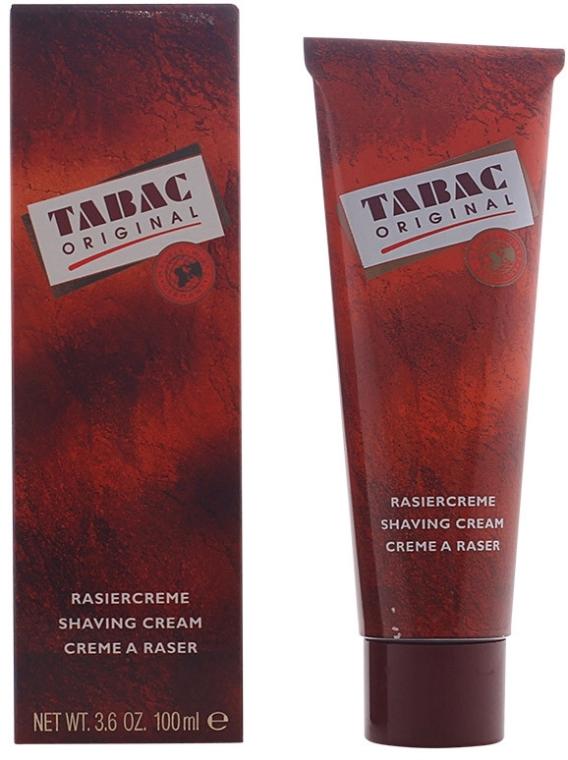 Maurer & Wirtz Tabac Original - Krem do golenia — фото N1
