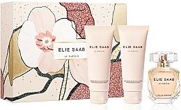 Kup Elie Saab Le Parfum - Zestaw (edp 50 ml + b/lot 75 ml + sh/cr 75 ml)