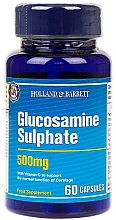 Kup Suplement diety Siarczan glukozaminy - Holland & Barrett Glucosamine Sulphate 500mg