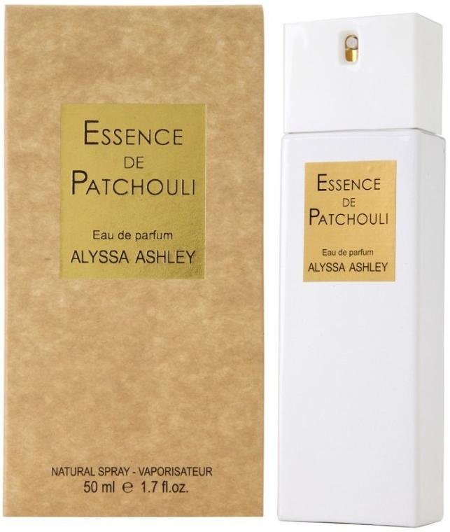 Alyssa Ashley Essence de Patchouli - Woda perfumowana — фото N1