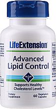 Kup PRZECENA! Suplement diety kontrolujący odpowiedni poziom lipidów - Life Extension Advanced Lipid Control *