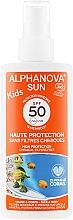 Kup Spray przeciwsłoneczny dla dzieci - Alphanova Sun Kids SPF 50+