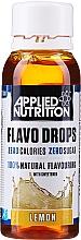Kup Naturalny aromat spożywczy Cytryna - Applied Nutrition Flavo Drops Lemon