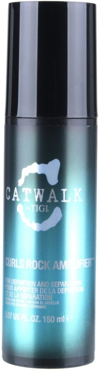 Krem do włosów kręconych - Tigi Catwalk Curl Collection Curlesque Curls Rock Amplifier