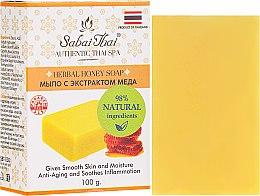 Kup Mydło w kostce z ekstraktem z miodu - Sabai Thai Herbal Honey Soap