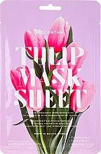 Kup Maska na tkaninie do twarzy Tulipan - Kocostar Slice Mask Sheet Tulip Flower