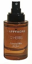 Kup Mgiełka do twarzy - Happymore 12 Herbs Essential Mist