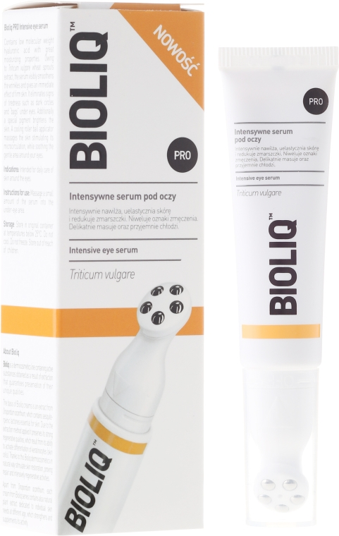 Intensywne serum pod oczy - Bioliq Pro Intensive Eye Serum
