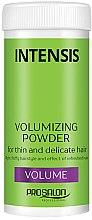Kup Puder do włosów cienkich i delikatnych dodający objętości - Prosalon Intensis Volumizing Powder