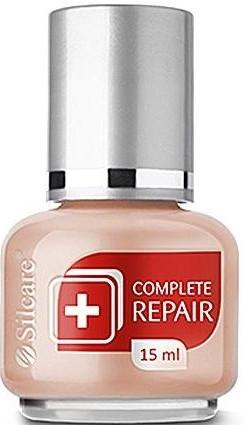 Regenerująca odżywka do paznokci - Silcare Complete Repair — фото N1