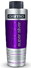 Kup Srebrny szampon niwelujący żółty odcień włosów - Osmo Super Silver No Yellow Shampoo