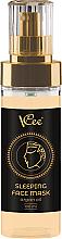 Kup Maseczka do twarzy na noc z olejem arganowym - VCee Sleeping Face Mask Argan Oil