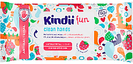 Kup Antybakteryjne chusteczki odświeżające dla dzieci - Cleanic Kids Care