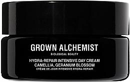 Kup Nawilżająco-naprawczy krem do twarzy - Grown Alchemist Hydra Repair+ Intensive Day Cream Camellia Geranium Blossom