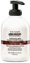 Kup PRZECENA! Tonizująca maska do włosów - Inebrya KroMask Ice Cream Colour Mask *