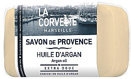 Kup Mydło w kostce z olejem arganowym - La Corvette Provence Soap Argan Oil