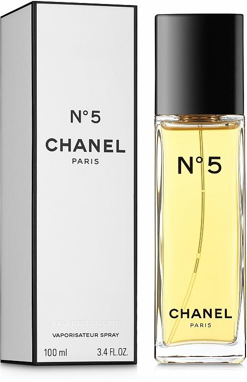Chanel N°5 - Woda toaletowa — фото N2