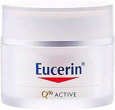 Kup Przeciwzmarszczkowy krem do twarzy na dzień - Eucerin Q10 Active Day Cream