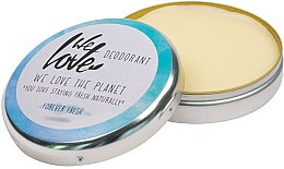Kup Naturalny kremowy dezodorant Forever Fresh - We Love The Planet Deodorant Forever Fresh