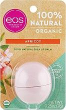 Kup Naturalny balsam do ust o zapachu moreli - Eos 100% Natural Organic Apricot Lip Balm