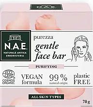 Kup Mydło do twarzy - N.A.E. Purezza Gentle Face Bar