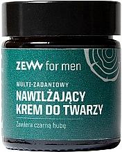 Kup Wielofunkcyjny krem nawilżający do twarzy dla mężczyzn - Zew For Men Face Cream