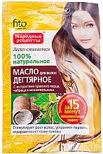 Kup Olej dziegciowy do włosów - FitoKosmetik